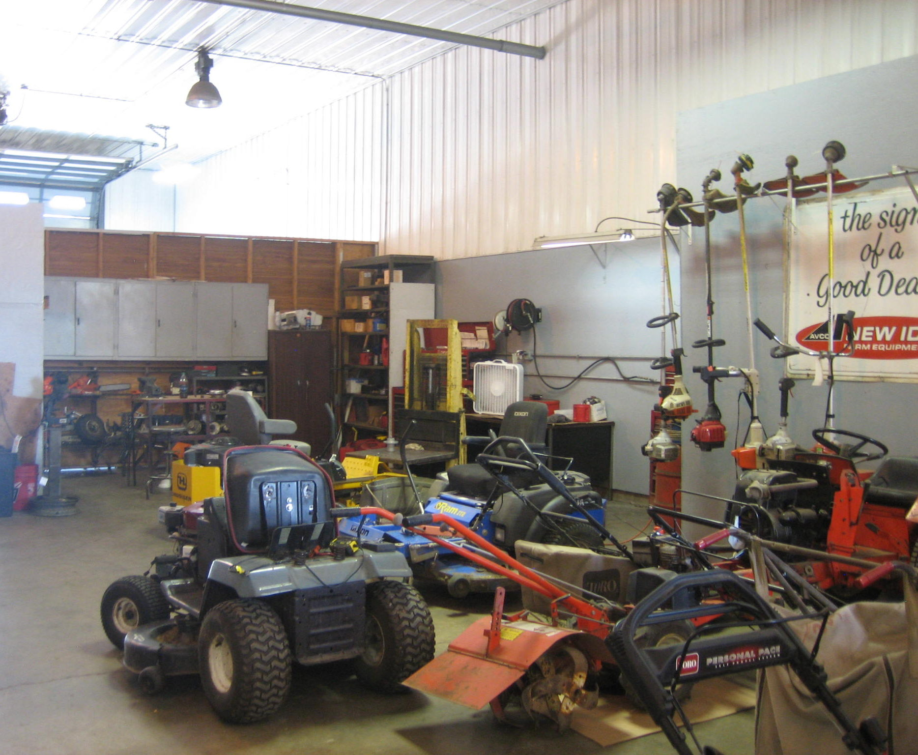 Service/Parts – B and K Power Equipment